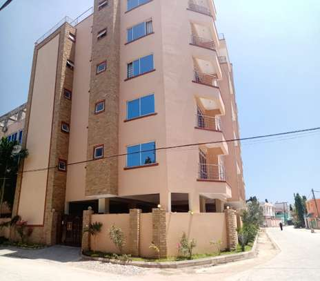 3br unfurnished apartment for rent in Nyali.Id AR17-Nyali image 1