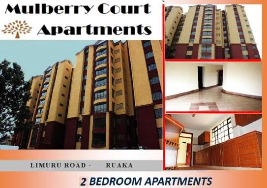 2 Bedroom Apartment For Quicksale In Limuru Road Ruaka