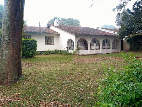 4 bedroom house for rent in Loresho image 19