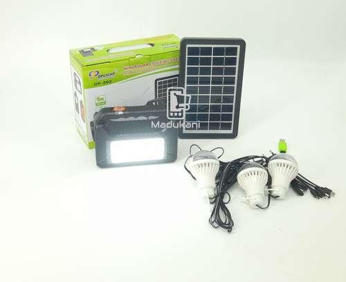 DPLIGHT DP392 Solar Home Lighting System image 1