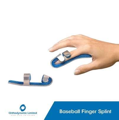 Base ball finger Splint image 1