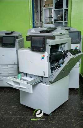 RICOH AFICIO MP C300 Photocopier image 1