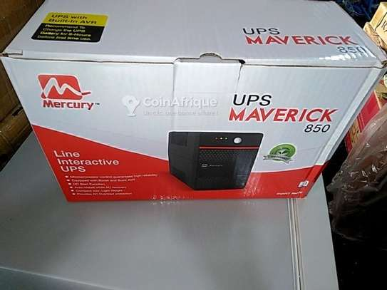 Mercury  2KVA UPS image 1