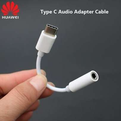 Huawei USB Type-C to 3.5mm Headphone Jack Adapter image 6