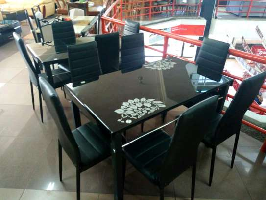 6 Seater Dining Table image 1