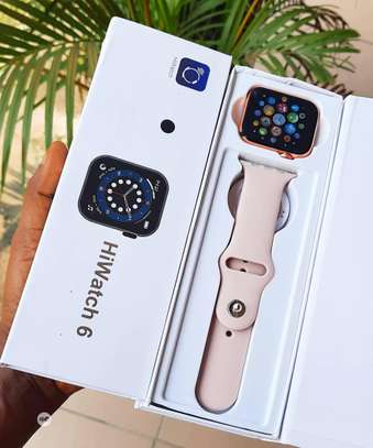 2021 NEW smart watch T500 pro 1.75 Inch Screen Series6 Hiwatch EGM Reloj Heart Rate Blood Pressure Monitor smartwatch image 3