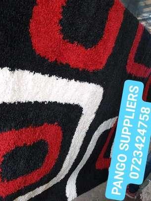 Turkish shaggy carpets(6'9) image 7