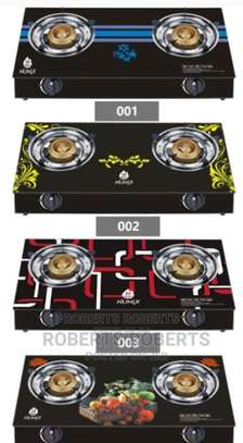 Durable Quality Gas Burners With Graphiti image 1