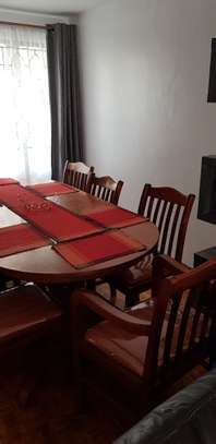 High quality Mahogany 8 Seater Dinning Table Set image 8