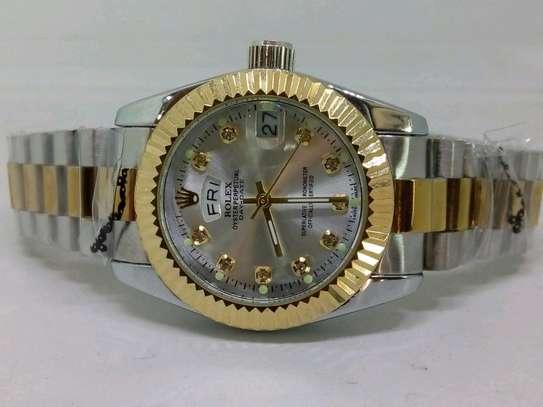 watches/Golden/men/women image 2