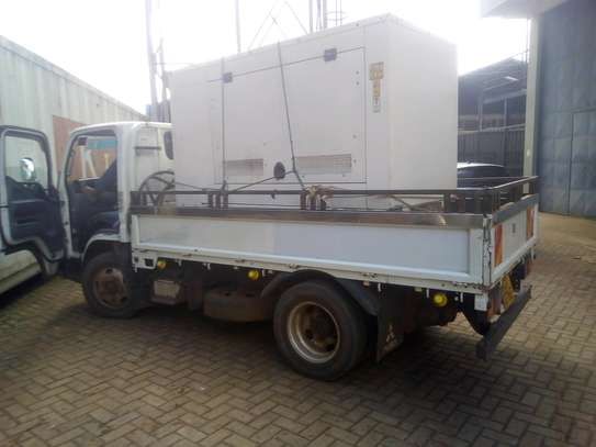 Generator hire short and long term image 1