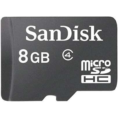 8 Gb Memory Card image 1