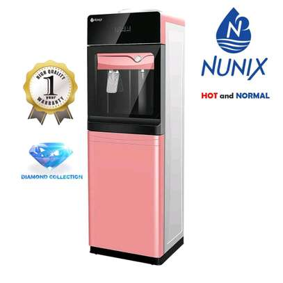 Hot and normal water dispenser/NuNix water dispenser image 1