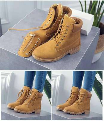 Unisex Timberland Boots image 1