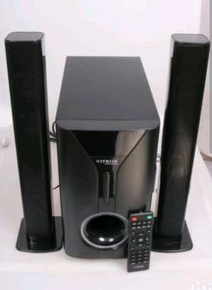 vitron V528 2.1CH Multimedia Speaker System image 1
