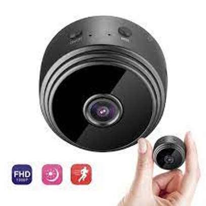 A9 Wifi Mini Spy Camera FHD 1080P Night Vision Camera +1 image 1