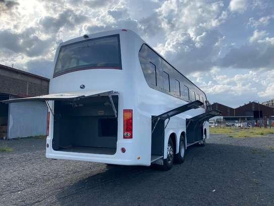 King Long Coach Bus image 10