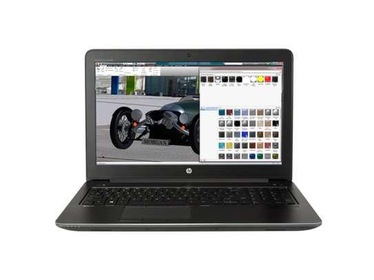 HP Zbook 15 G4 Core i7 image 2