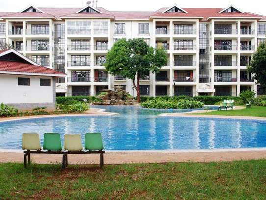 A Beautiful, Elegant 2 Bedroom Apartment Off Thika Road