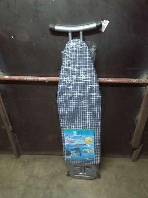 Blue Foldable ironing board image 1