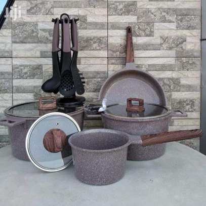 Ceramic Cookware Set image 2