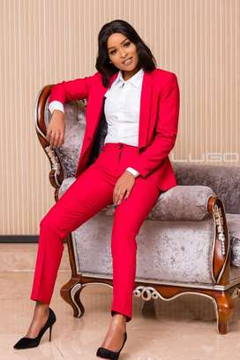 Ladies Official Trouser Suits And Dresses