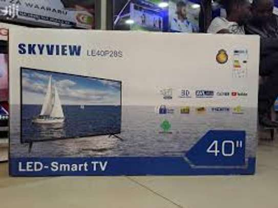 Skyview 40 INCH Smart Android Full HD LED TV image 1