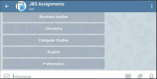 Simple Assignment Submission Service image 1