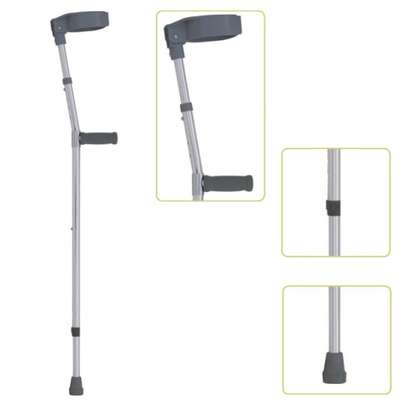 Elbow crutches (a pair) image 2