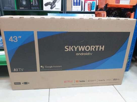 43 Skyworth Android Frameless TV image 1