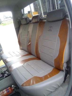 Durable Car Seat Covers image 1