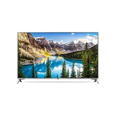 """LG 60UJ651V - 60"""" - Smart UHD 4K LED TV - Silver image 1"""