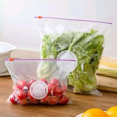 Reusable ziplock bags 2kg image 1