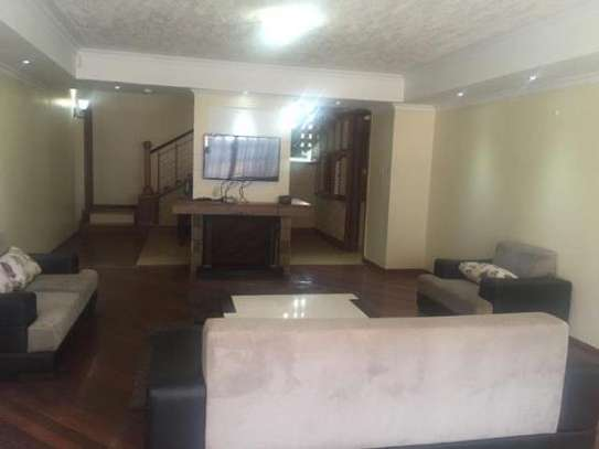 Furnished 5 bedroom townhouse for rent in Lavington image 6