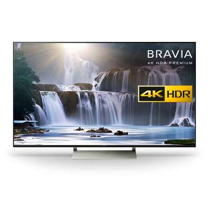 65 Inch Sony – KD-65X8500E – Smart Ultra HD 4K LED TV – Android OS image 1