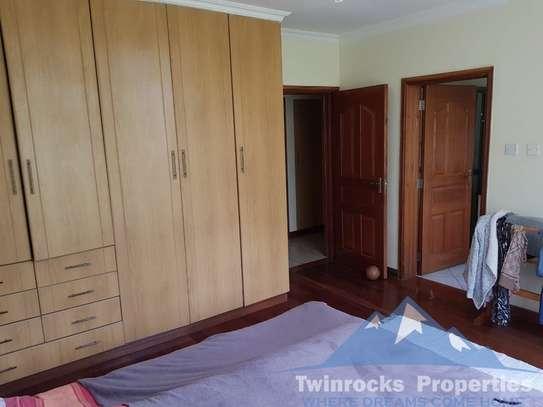 4 bedroom house for rent in Karen image 20