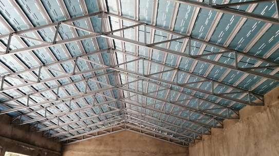 Light gauge steel trusses,, image 5