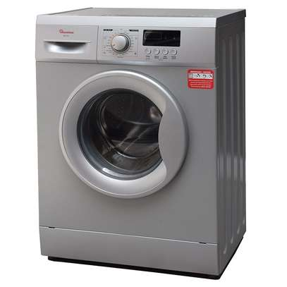 RAMTONS FRONT LOAD FULLY AUTOMATIC 7KG WASHER 1400RPM + FREE PERSIL GEL- RW/144 image 2
