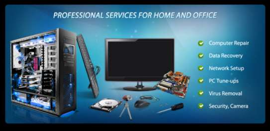 Computer Repair Services at affordable Rates