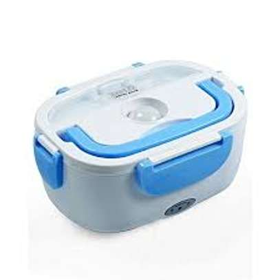 Electric lunch box Normal-blue image 2