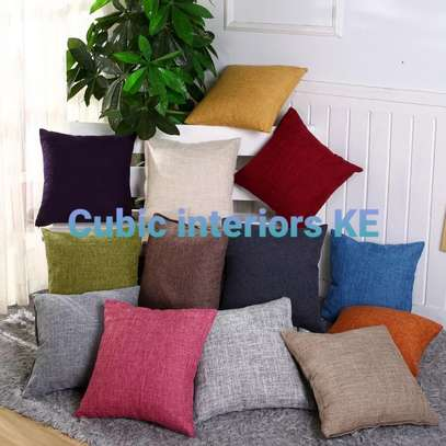 COUCH COMFORTERS(PILLOW) image 1