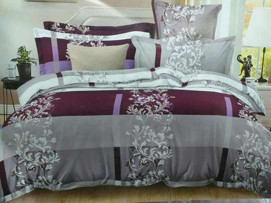 COTTON DUVETS WITH 1 BEDSHEET AND 2 PILLOW CASES image 5
