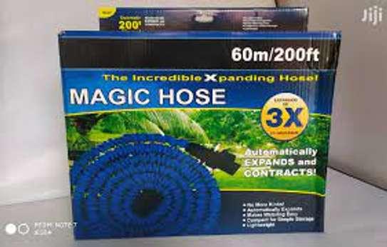 Magic Hose Pipe 60m/200ft Garden Water image 2