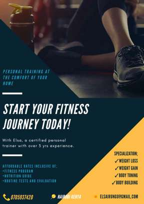 Get a personal trainer today! image 1