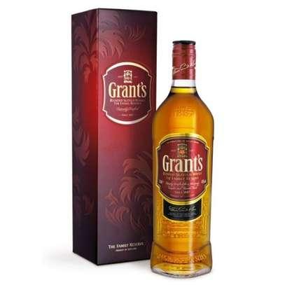 Grants Blended Scotch Whisky - 750ml image 1