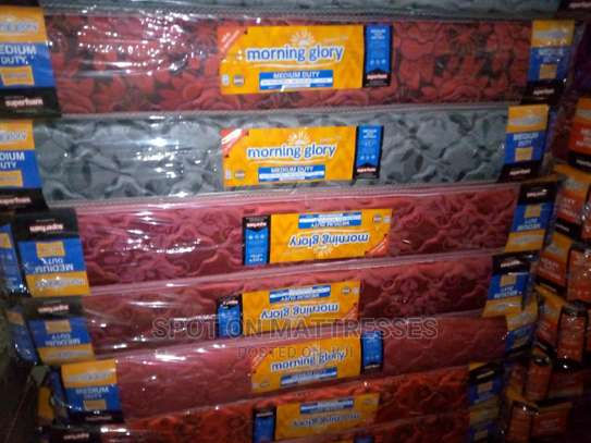 Quilted 8inch Mattresses. image 2