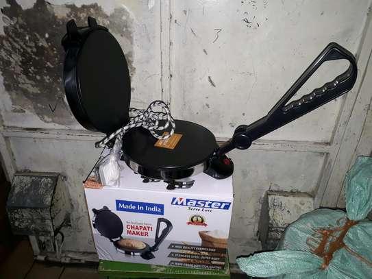 Chapati maker/roti maker/8inch  electric chapati maker image 2