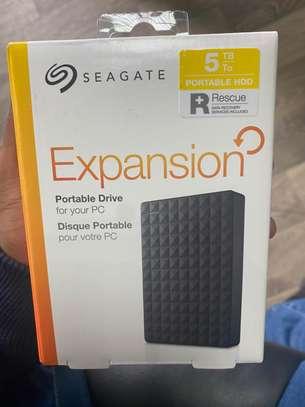 5 TB Seagate Expansion Portable drive image 3