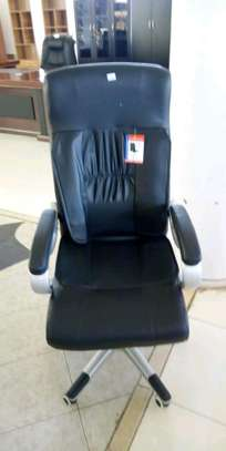 Executive adjustable office chairs image 4
