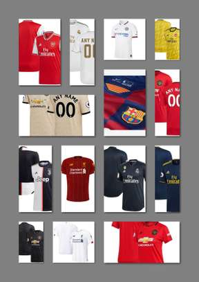 Football replica jerseys 2019/20 in all sizes,kids and female replica jerseys